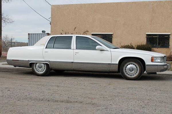 1995 Cadillac Fleetwood Brougham #2043