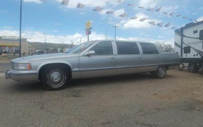 1996 Cadillac Fleetwood #9461