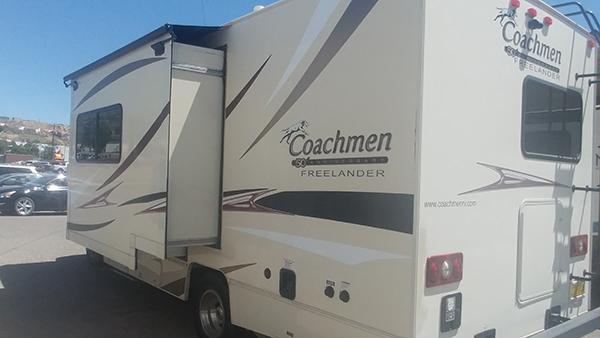 2014 Freedlander Coachman 22Q C-086 #0494