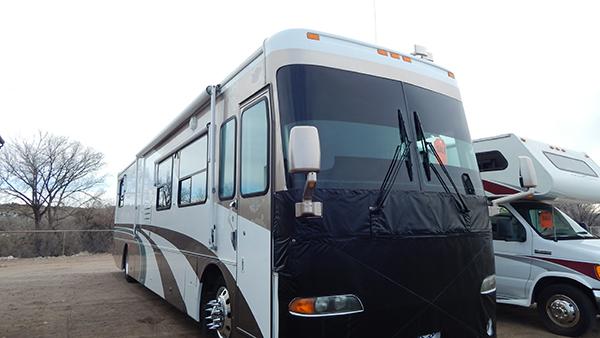 2000 Alpine Coach 40 FDS #4129