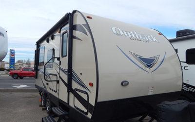 2017 Outback Ultra-Lite 210 URS