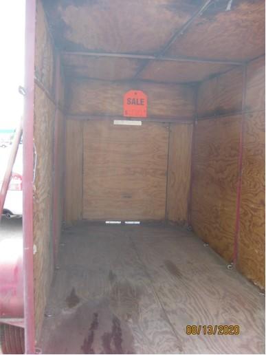 Enclosed Cargo Trailer 03