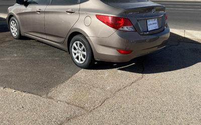 2014 Hyundai Accent GLS #9144