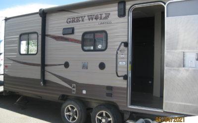 2016 Gray Wolf 22RR – C-137 – #5134